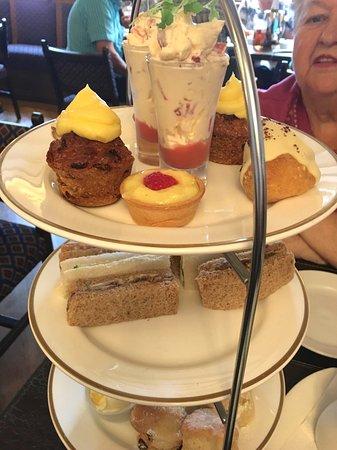 Longframlington, UK: Afternoon Tea