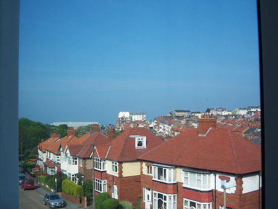 The Hillcrest: View from bedroom 6