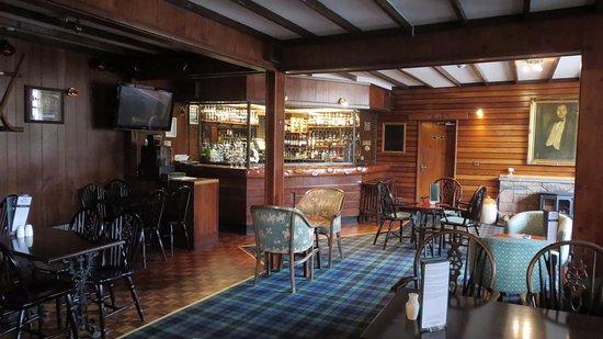 Balavil Hotel: De bar