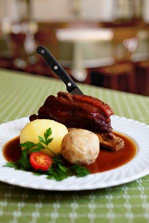 Gasthof Weisses Lamm: Zünftige Bayerische Küche