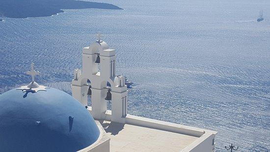 Experience of Santorini