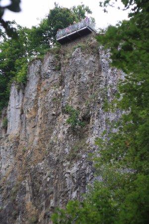 South Moravian Region, สาธารณรัฐเช็ก: Top view point