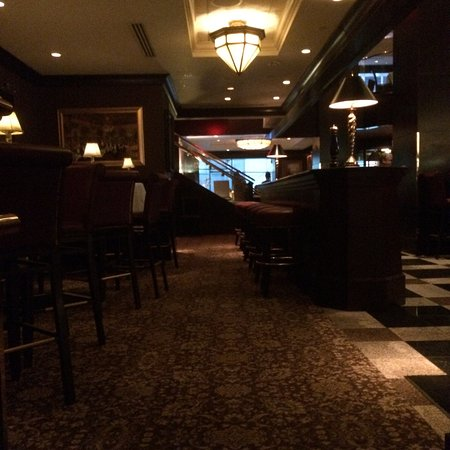 The Capital Grille: Interno