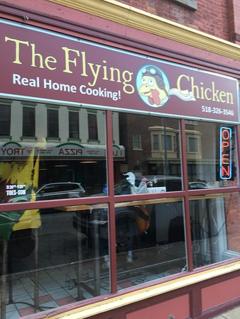 THe Flying Chicken in Troy NY