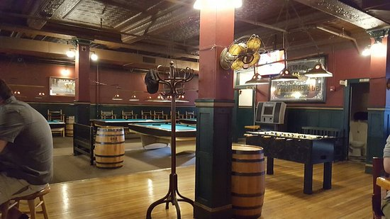 Smiths Billiards