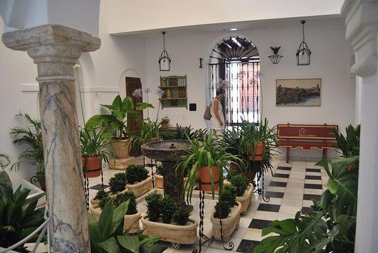 Apartamentos Turisticos Alberca: Patio