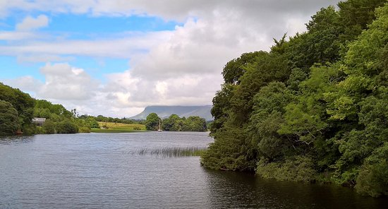 The Rose of Innisfree Tour Boat: benbullen From lough Gill
