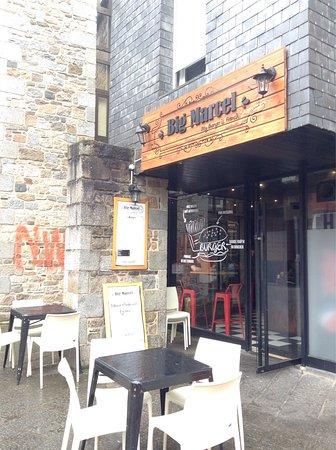 big marcel saint brieuc place du chai restaurant avis. Black Bedroom Furniture Sets. Home Design Ideas