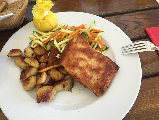 Restaurant Schnitzelei: Heerlijke cordon-bleu
