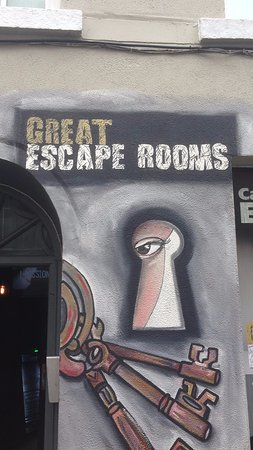 Great Escape Rooms