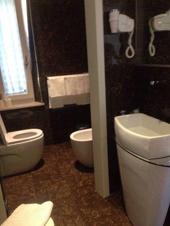 Hotel Cles: La stanza