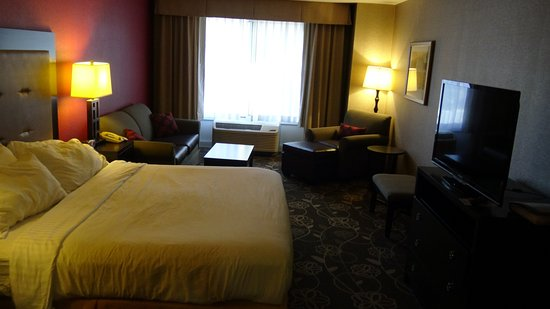 Holiday Inn Express Hotel & Suites Idaho Falls: Comfy and clean