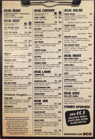 Como, Australien: Burger Edge