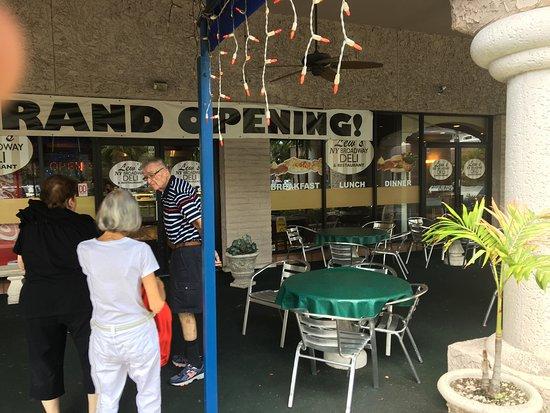 Lew Beach Ny Restaurants