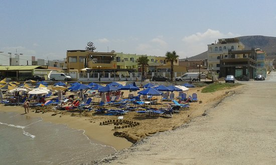 Photo of Hotel Blue Sky Beach Gournes Crete