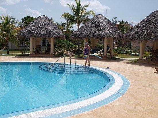 Pool And Nice Gentle Steps Premium Side Picture Of Hotel Playa Pesquero Resort Suite Spa