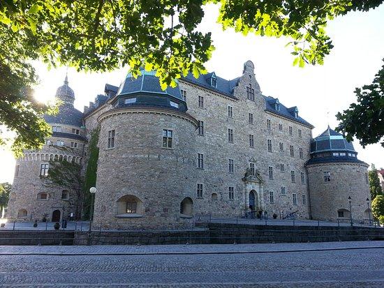 Orebro, السويد: hrad Örebro