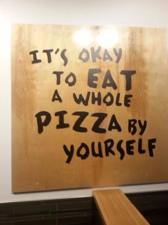 Pie Five Pizza Co. : Truth!