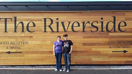 Riverside Hotel: 20160807_084954_large.jpg
