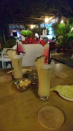 Dassia, Grækenland: Bananacolada
