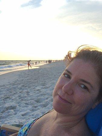 Mini-Vacation on the Beach