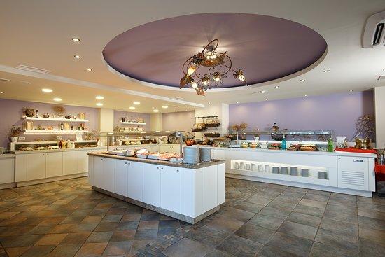 Hotel Alianthos Garden: Restaurant