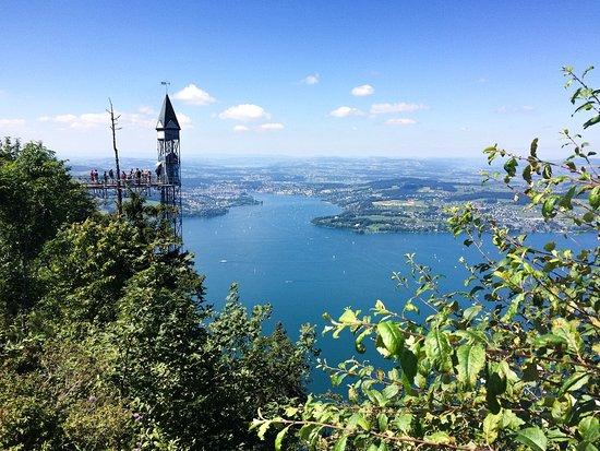 Burgenstock, Suiza: Buergenstock