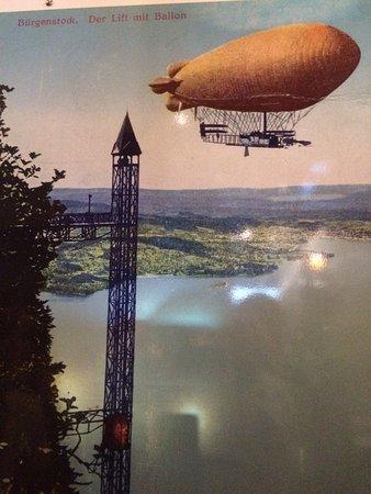 Burgenstock, Svizzera: Так это выглядело 111 лет назад