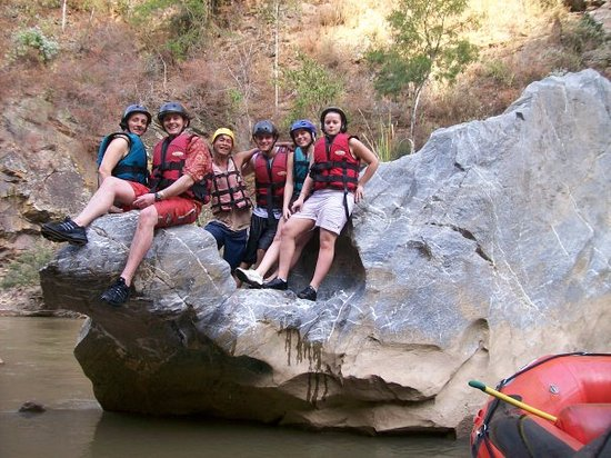 Thai Adventure Rafting - Day Tours: Turtlerock