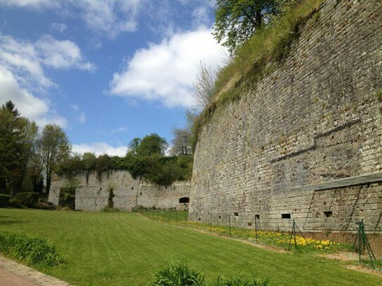Doullens, France: La Citadelle