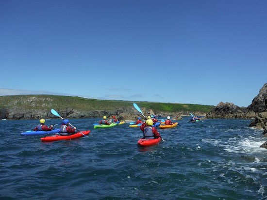Mathry, UK: Sea Kayaking at Preseli Venture
