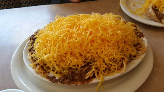 Dry Ridge, KY: Skyline Chili