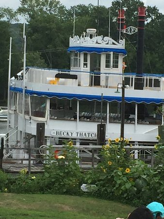 Essex, CT: Riverboat