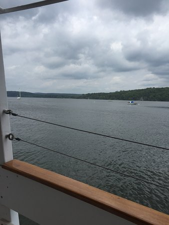 Essex, CT: View from Riverboat