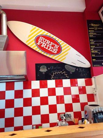 Surf N' Fries