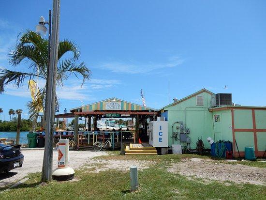 Exterior Picture Of Little Jim 39 S Fish Camp Fort Pierce Tripadvisor
