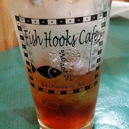Belhaven, Carolina del Norte: Fish Hooks Cafe