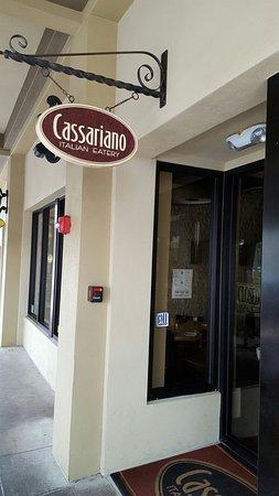 Cassariano Italian Eatery: Beste italienische Restaurant in Venice