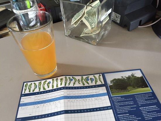 Como Golf Course: photo0.jpg