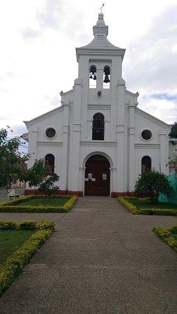 Santander de Quilichao, קולומביה: Iglesia de la Santísima Trinidad