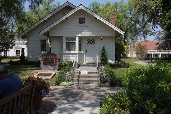 Yorba Linda, Californien: Nixon birthplace