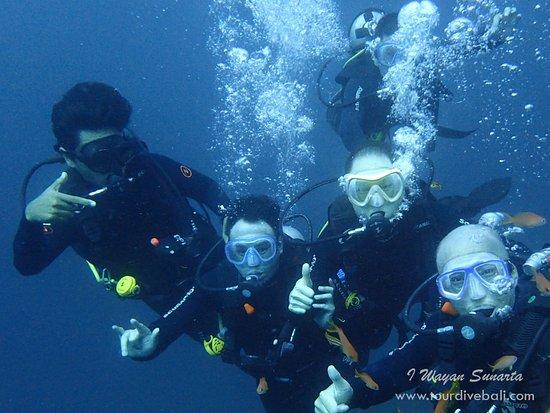 Tour Dive Bali - Tulamben