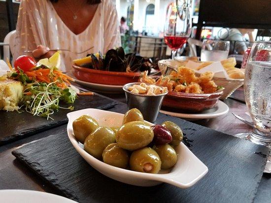 Restaurant Copas: 20160720_202023_large.jpg