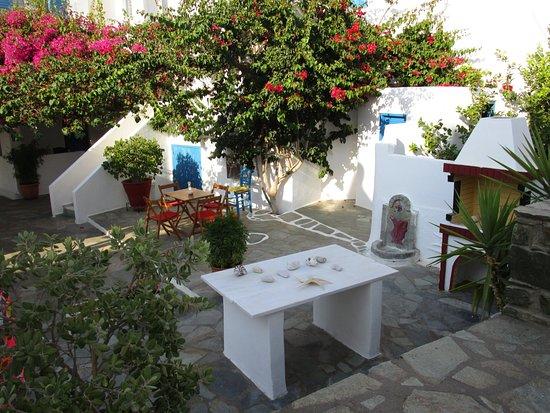 Hotel Marinos Parikia Bild