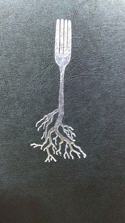 Rutland, VT: Roots Menu Cover