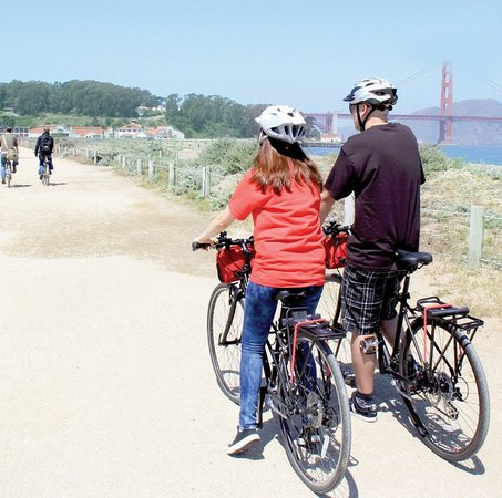 Alcatraz Bikes And Tours San Francisco Ca Updated 2018