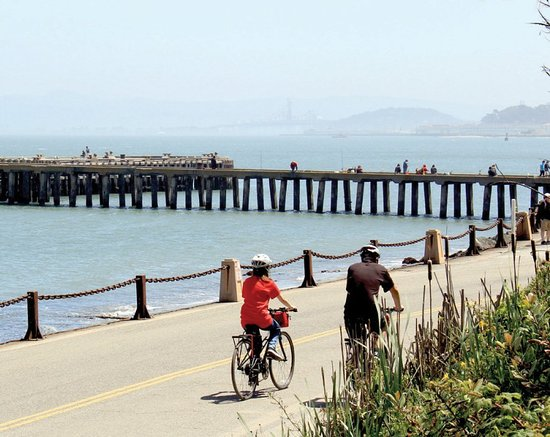 Alcatraz Bikes And Tours
