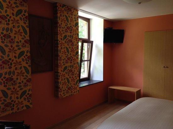 Hotel - Ferme du Chateau d'Ahin Photo