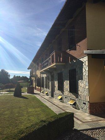 Tigliole, Italien: B&B Cascina Bellavista