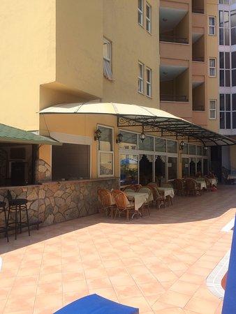 Akman Beach Apart Otel